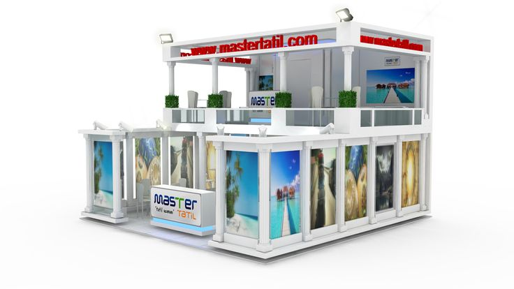 Master Tatil  Exhibition Stand Design