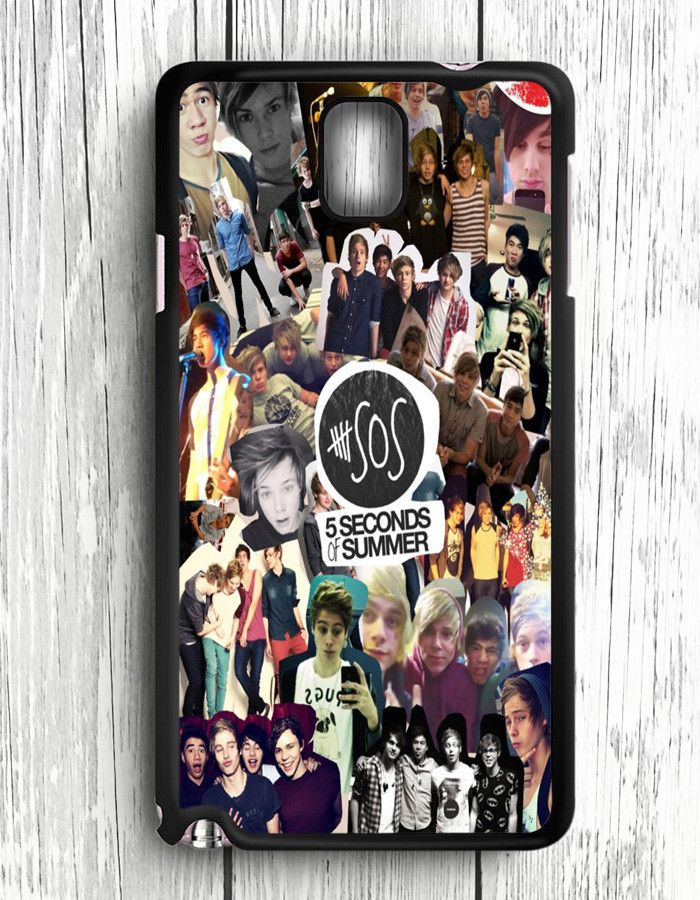5 Second Of Summer Collage Band Music Samsung Galaxy Note 3 | Samsung Note 3 Case