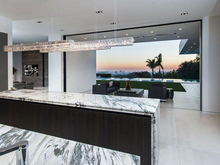 Modern Beverly Grove Drive Residence | http://www.caandesign.com/modern-beverly-grove-drive-residence/