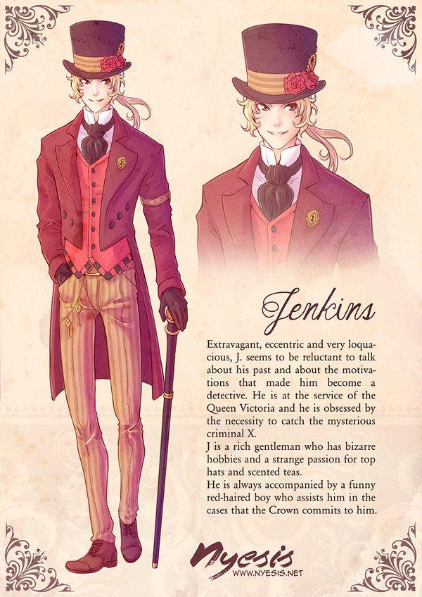 + Jenkins + by SaraFabrizi on DeviantArt
