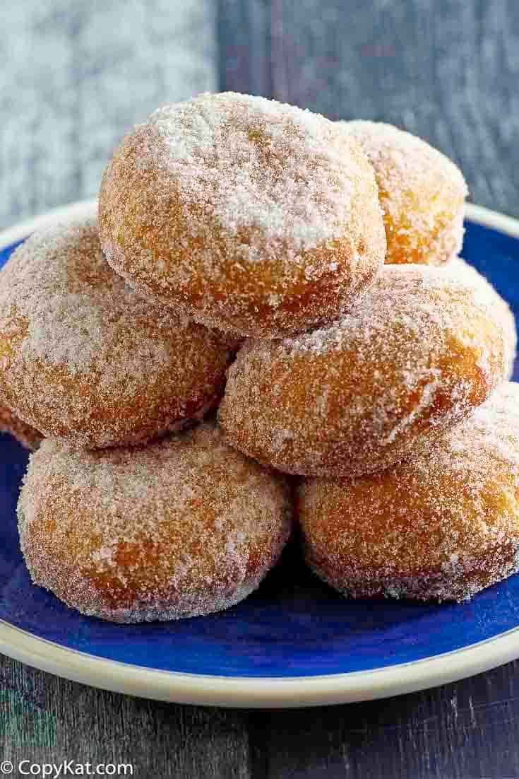Chinese Buffet Style Donuts Recipe Food Donut Recipes Desserts