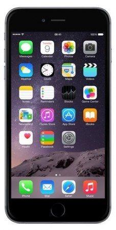 Apple iPhone 6 — современное устройство, которое отлично подходит для общения, работы и развлечений. Его алюминиевый корпус стильно и привлекательно выглядит и имеет немного закругленные углы. Толщина корпуса — всего 6,9 мм, при этом в нем разместилась мощная современная «начинка». Гладкая металлическая поверхность плавно переходит в стекло дисплея, образуя цельный, гармоничный дизайн.