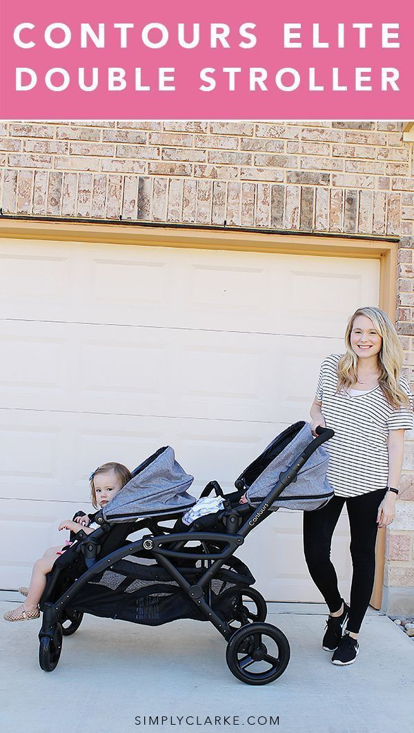 Contours Elite Double Stroller Review Lifestyle Mom Blogger