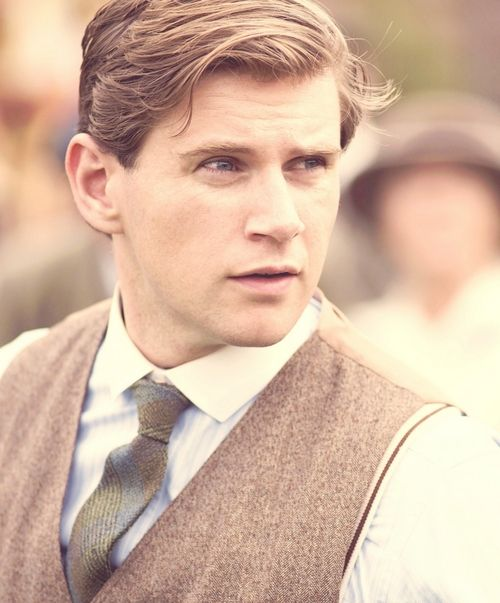 Tom Branson | Downton Abbey. My favorite Character on my favorite show!