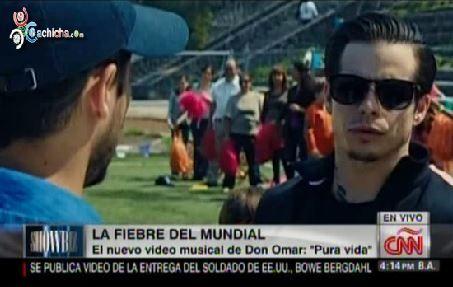 El Jevito De Jennifer López Hace De Actor En El Nuevo Video De Don Omar #Video
