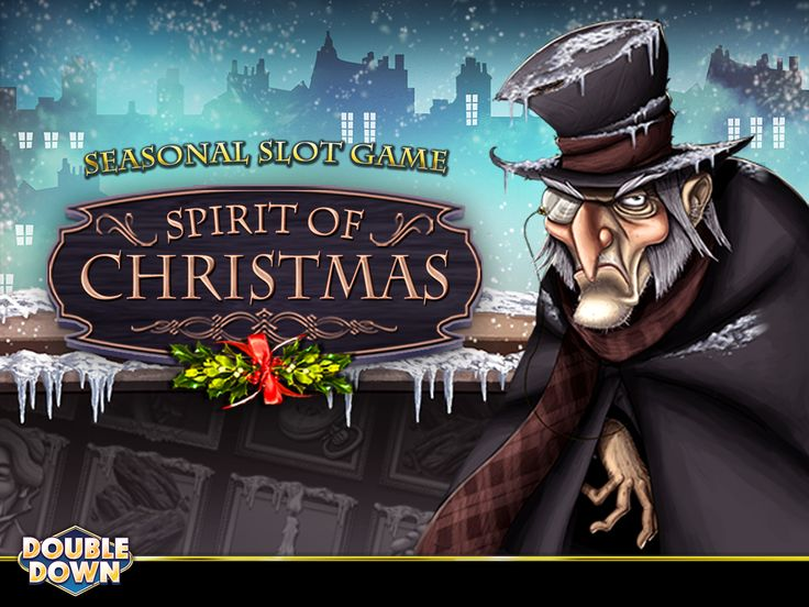 The Spirit of Christmas is back at DoubleDown for a limited time! Team up with the Ghosts of Christmas Past, Present, & Future to save Ebenezer Scrooge from the Bah Humbugs. You can play it now with 200,000 FREE chips by tapping the Pinned Link (or use code LLKPVF)