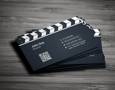 10 best my business card designs images on pinterest card check out new work on my behance portfolio filmography business card vol colourmoves