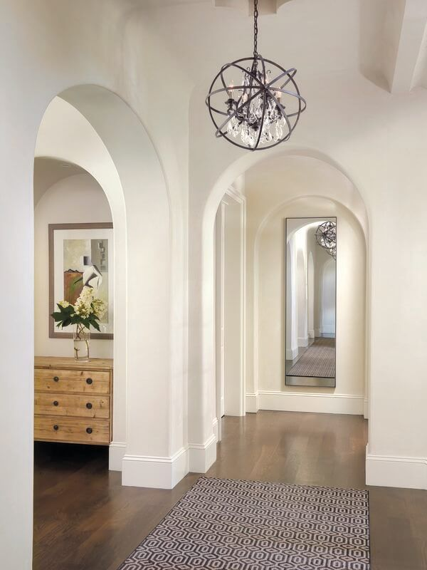 12 Spaces Inspired By India: Passage Ways Images On Pinterest