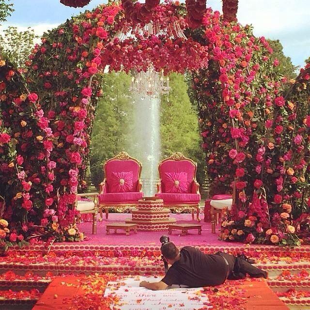 Lotus Mandap
