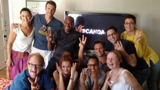 Scandal Family #Scandal