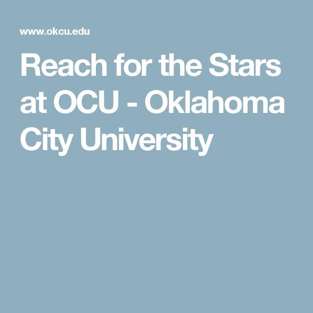 Reach for the Stars at OCU - Oklahoma City University