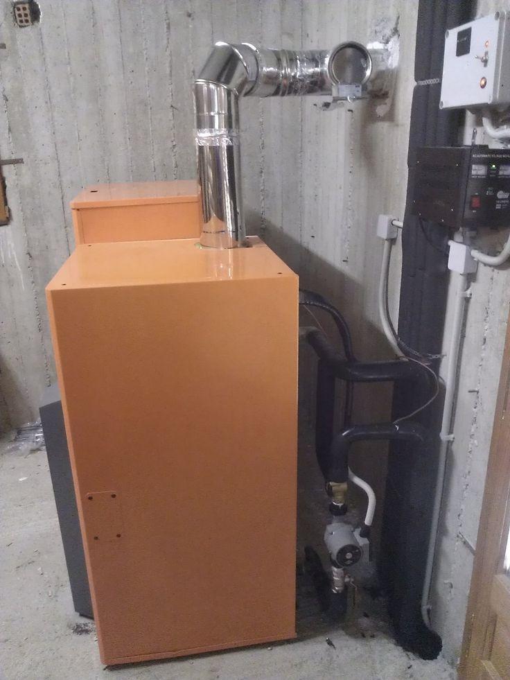 τοποθέτηση λέβητα πέλλετ καλοριφέρ http://www.bioenerga.gr/agora-levita-pellet/