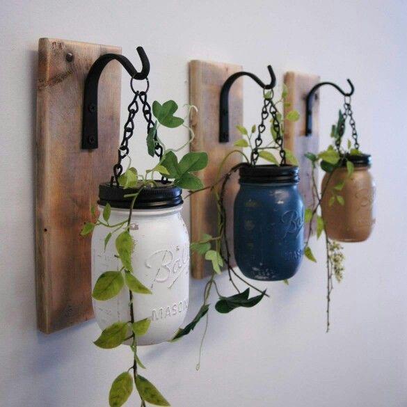 Great Idea for indoor plants