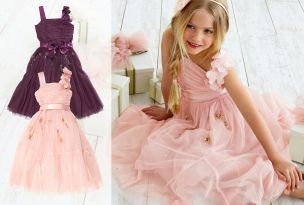Buy Pink Occasion Dress (3-14yrs) online today at Next: Israel