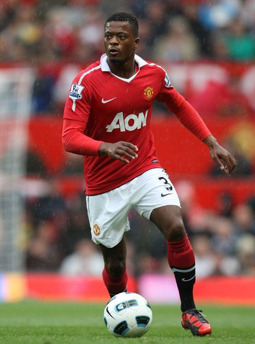 Manchester United defender Patrice Evra says the Reds are determined to produce the goods in Saturday's Champions League final against Barcelona at Wembley.