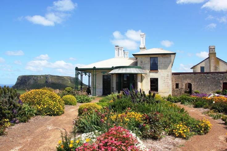 Stanley,s Highfield House Tasmania