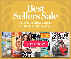 AWESOME MAGAZINE SALE!! Save up to 93% off the top 50 Best Selling Magazines! Rachel Ray, Taste of Home, Playboy and so many more to choose from!  Click the link below to get all of the details ► http://www.thecouponingcouple.com/discount-mags-best-sellers-sale-up-to-93-off-cover-price/  #Coupons #Couponing #CouponCommunity  Visit us at http://www.thecouponingcouple.com for more great posts!