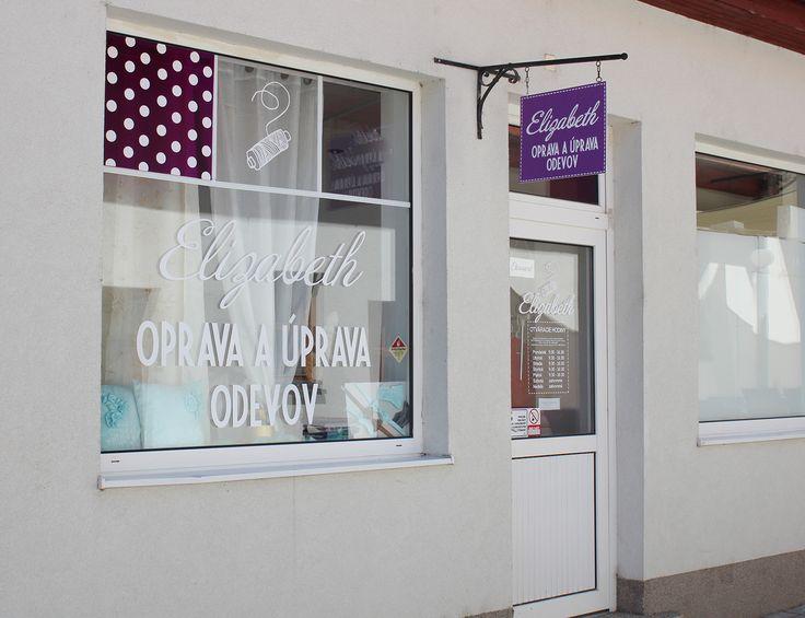 Branding of the shop