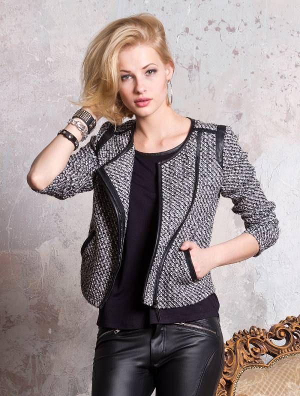 пиджак двухцветный женский: 20 тыс изображений найдено в Яндекс.Картинках