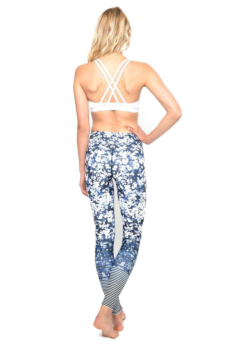 Dharma Bums make stunning Yoga and Activewear that performs flawlessly and which can be worn from Studio to Street