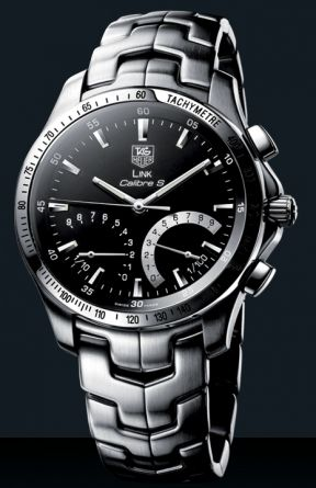 TAG Heuer Calibre S Chronograph review