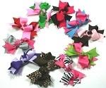 Cute bows.