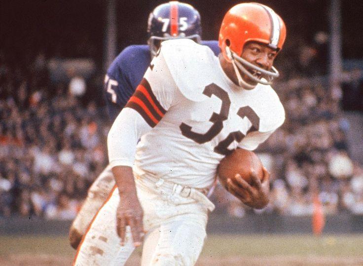 Jim Brown, Cleveland B...