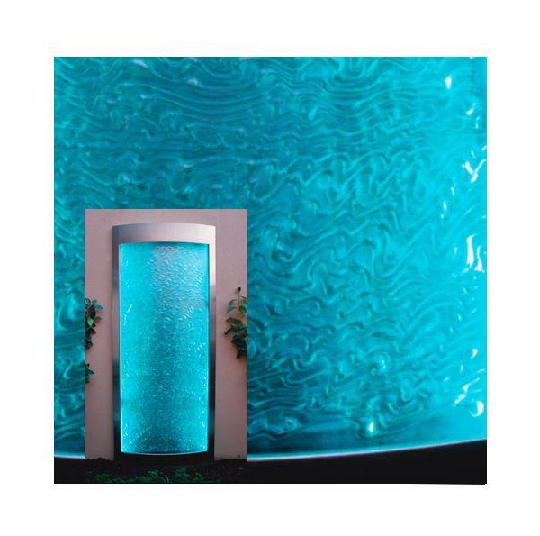 Gloss slumping stainless steel water future Matrix Design  Ron Ellazam & Ayelet Anush Brighton vic
