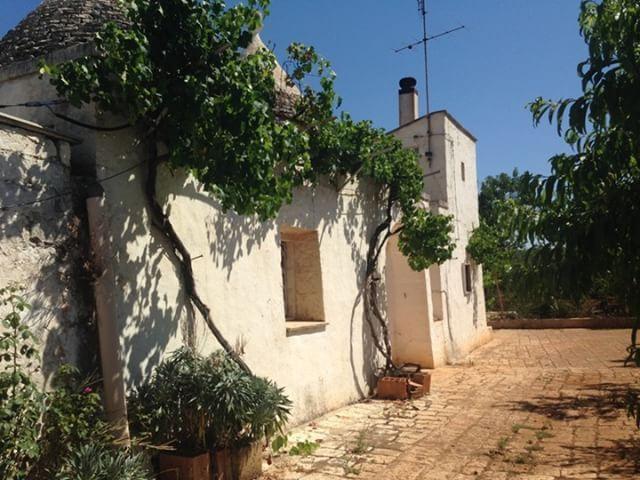 Italien Immobilien in Apulien kaufen: Castellana Kauf Trulli mit Lamia Obstbäume http://ift.tt/2ErGWEO
