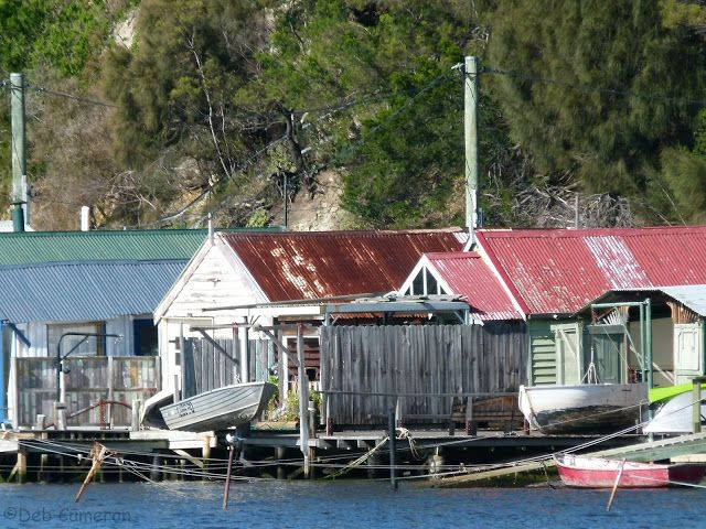 Cornelian bay boat house ramblings of a square peg in a for Easons fish house