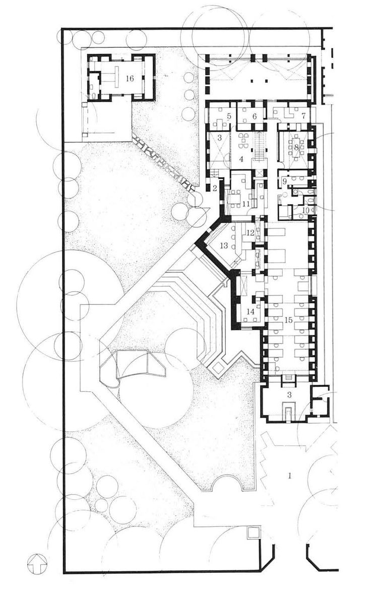 Ludwig mies van rohe seagram building new york 1954 8 for New building plans