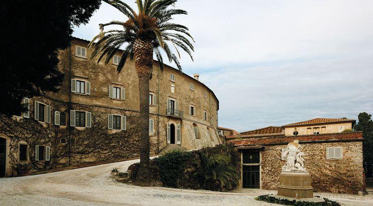 Acqua di Parma - La Nobilta' del Fare Castello della Gherardesca #Italy #castel