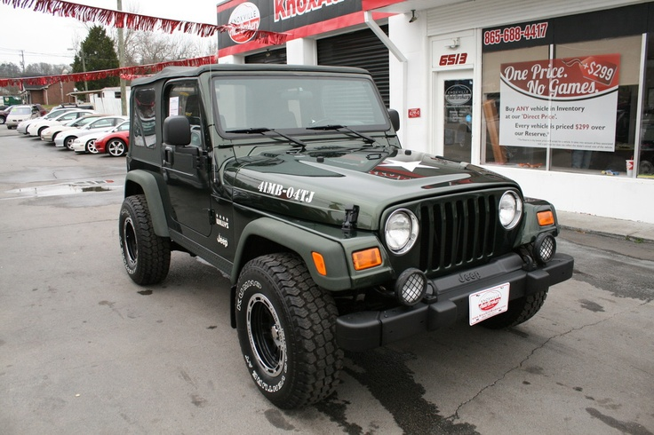 17 best ideas about 2004 jeep wrangler on pinterest jeep rubicon jeep wrangler sport and. Black Bedroom Furniture Sets. Home Design Ideas