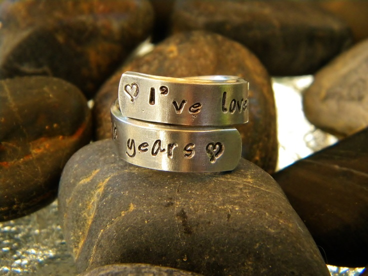 so cute!! I've loved you for a thousand years.... $25.00, via Etsy.