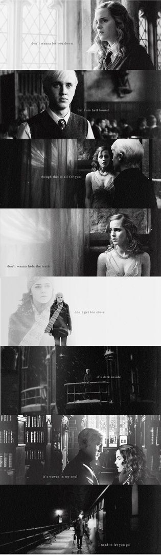 The Dark Side (A Dramione Story) - Chapter 11 #wattpad #fanfiction