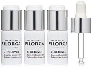 Filorga C-Recover Concentré Anti-Fatigue Éclat 3 Flacons de 10 ml