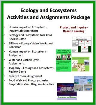 best 25 ecosystem activities ideas on pinterest food chain activities ecosystems 4th grade. Black Bedroom Furniture Sets. Home Design Ideas