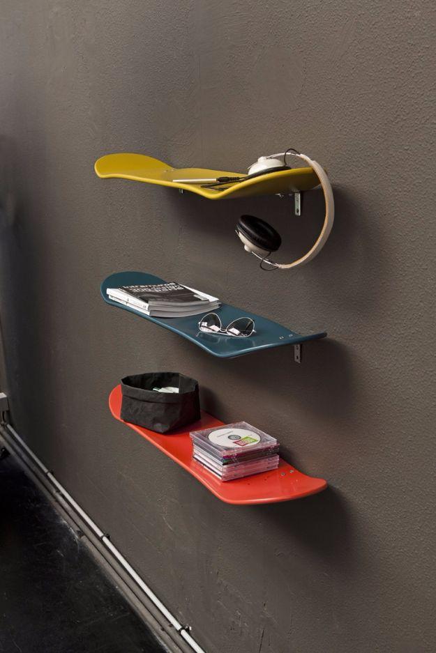 16 super coole DIY-Deko-Ideen für das Jungenzimmer
