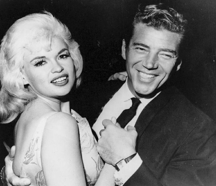 Pin by Muriel vacher on jayne Mansfield and her husband ...
