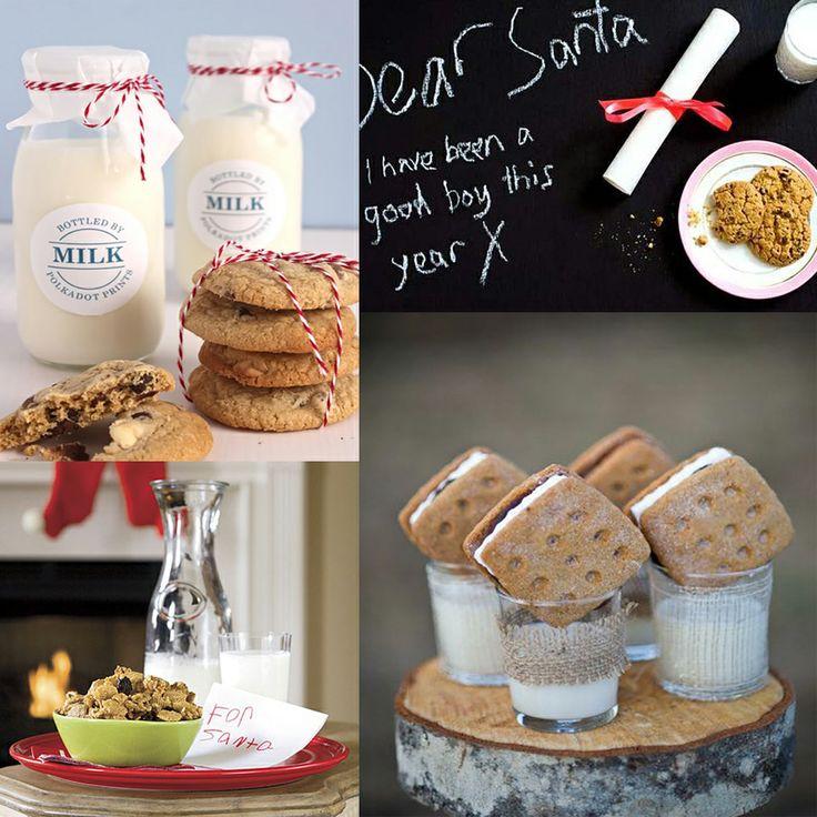 Santa's Milk & Cookies!  http://babyglitter.gr/3919-xmas-diskos-milk-cookie.html