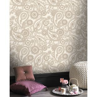 17 best images about boxes on pinterest fabric covered for Wallpaper homebase gold