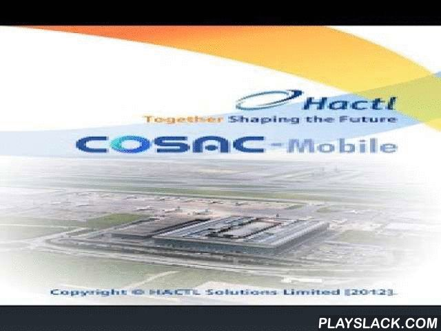 Hactl COSAC-Mobile  Android App - playslack.com ,  Hong Kong Air Cargo Terminals Limited (Hactl) and HACTL Solutions Limited (HSL) introduce you the latest COSAC-Mobile application which allows you to check airfreight information and flight status on the go. Functions at a glance - Truck Paging List*- Flight Schedule List - AWB Tracking - Storage Charge Enquiry Please note COSAC-Mobile provides information on shipments handled by COSAC-Plus airlines at Hactl.*For pre-3.0 devices, you need to…