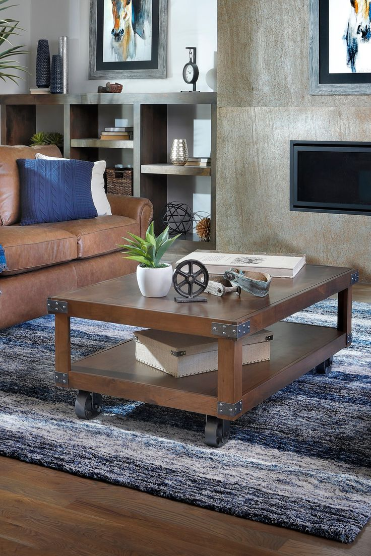 Highland Coffee Table in 2020 Home interiors, gifts