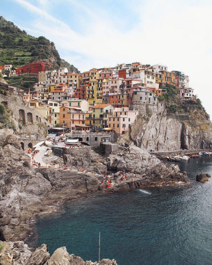 👌🏻#Manarola #cinqueterre #travel #bestvacations #travelandlife #neverstopexploring #5terre #italy365 #ig_italia