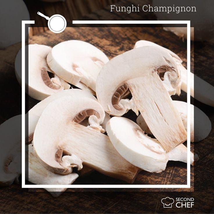 #Sapeviche i funghi Champignon hanno il pregio di ridurre i livelli di colesterolo cattivo nel sangue? Si chiamano così perchè i primi a commercializzare questo fungo sono stati i francesi e già nell'Ottocento lo si coltivava nei giardini parigini. Scopri le nostre #ricette su http://rebrand.ly/menu-settimanale  #Second_Chef #incucinaconsecondchef #gliingredientidisecondchef #eat #food #ricette