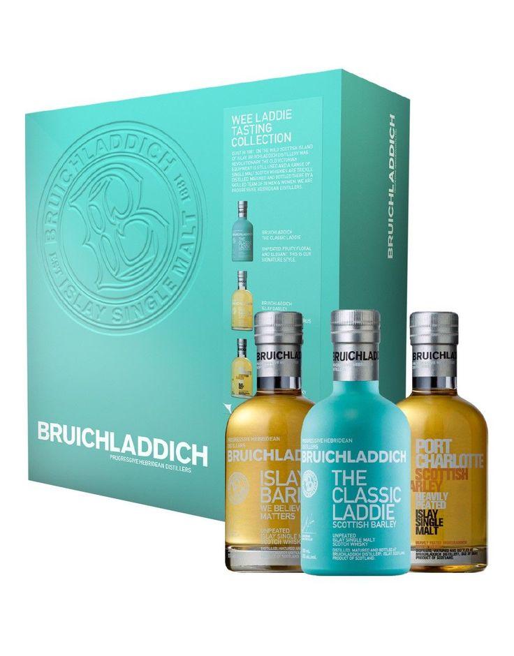 Bruichladdich® Wee Laddie Tasting Collection