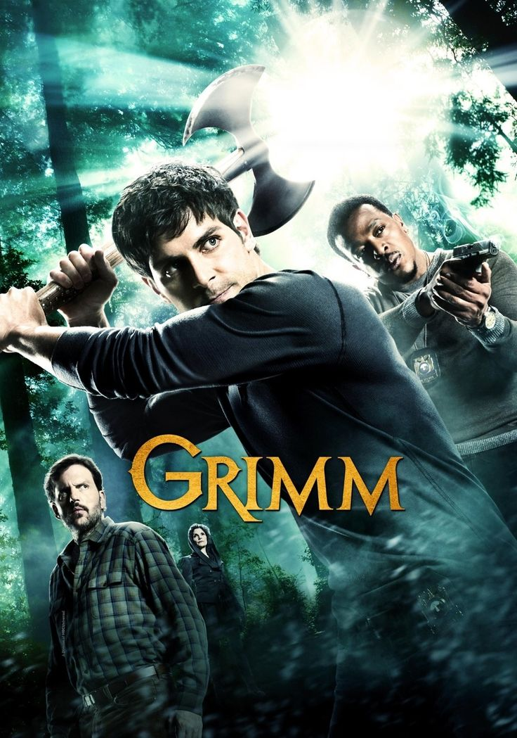 Def needs to be more Grimm on pinterest..