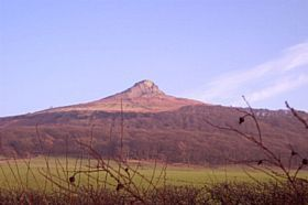 Guisborough - Roseberry Topping, Newton Under Roseberry near Guisborough © Maria Wilcock