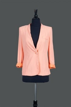 Lioness mint ice cream blazer jacket $79.95 | threads and style