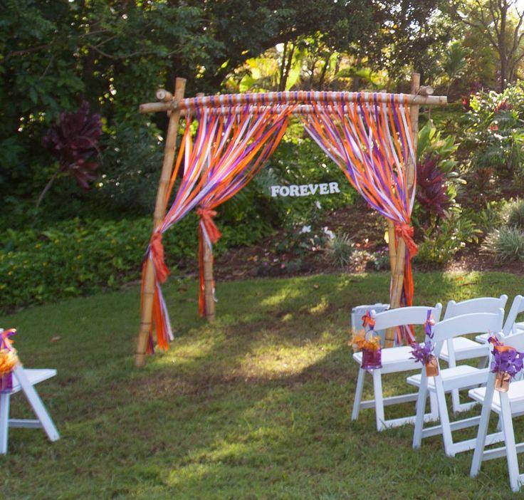 Hawaiian Wedding Altar: 1000+ Images About Wedding Arches And Wedding Chuppahs On